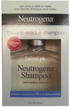 Neutrogena Anti Residue Shampoo