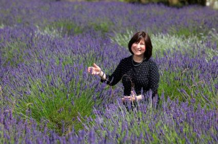 Rivka Rose, founder, Faith In Nature skincare faithinnature.co.uk