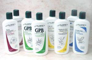 Aubrey Organic Shampoo