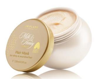 Oriflame Milk & Honey Gold Hair Mask