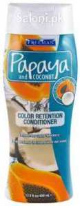 Saloni Product Review – Freeman Papaya and Coconut Colour Retention Conditioner