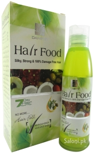 Saloni Product Review – Danby's Hair Food