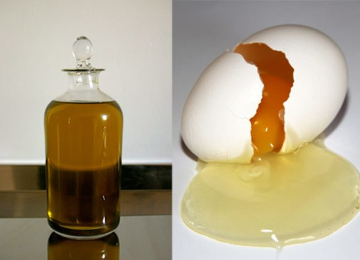 Almond-oil-and-Egg