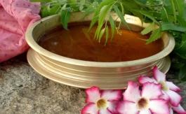 Fenugreek-Neem-Leaves-Hibiscus-Flower-Mustard-Oil