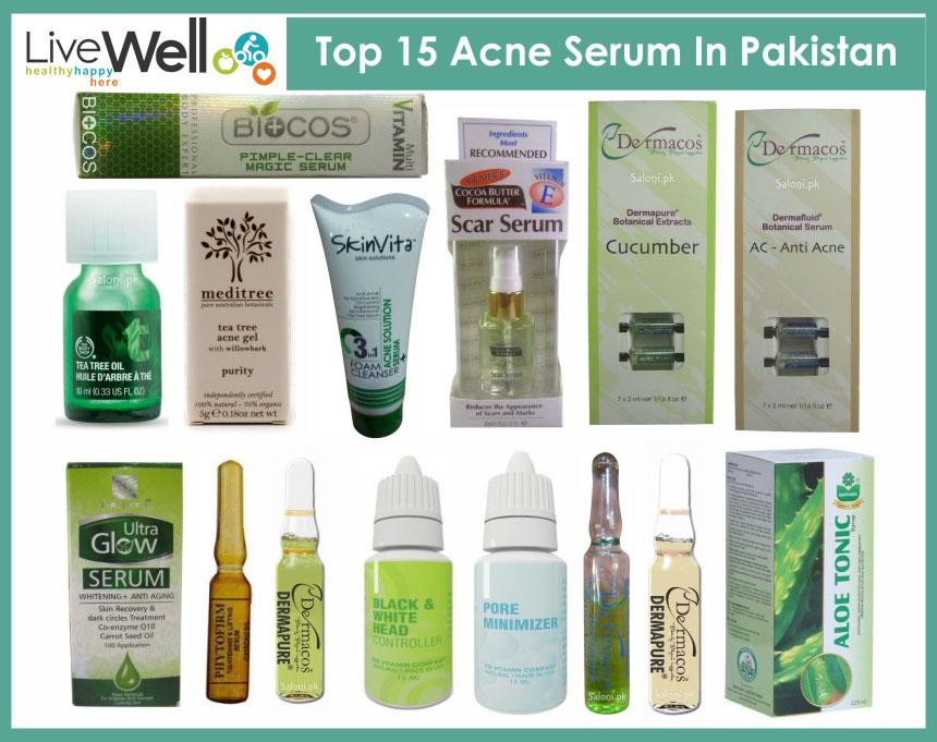 Top 15 Acne Serum In Pakistan