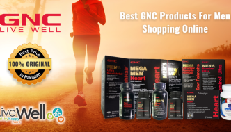 TOP 20 GNC PRODUCTS IN PAKISTAN